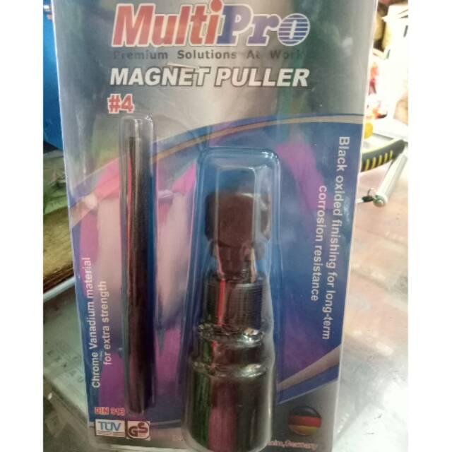 Treker magnet/ magnet puller #4 multi pro