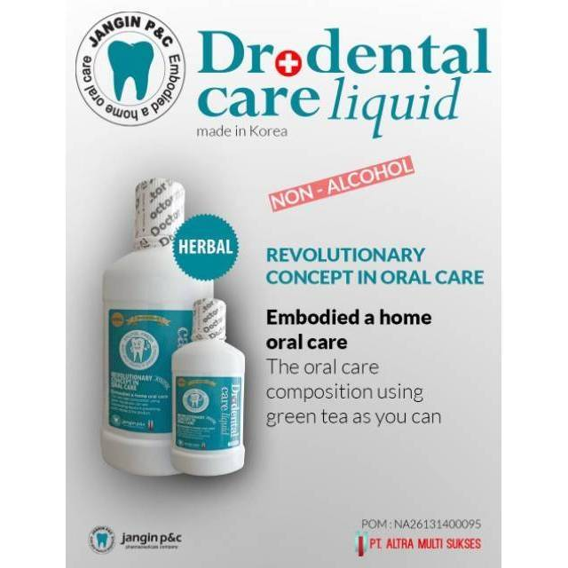 Dr Dental Care Liquid Altrams  a86055b168