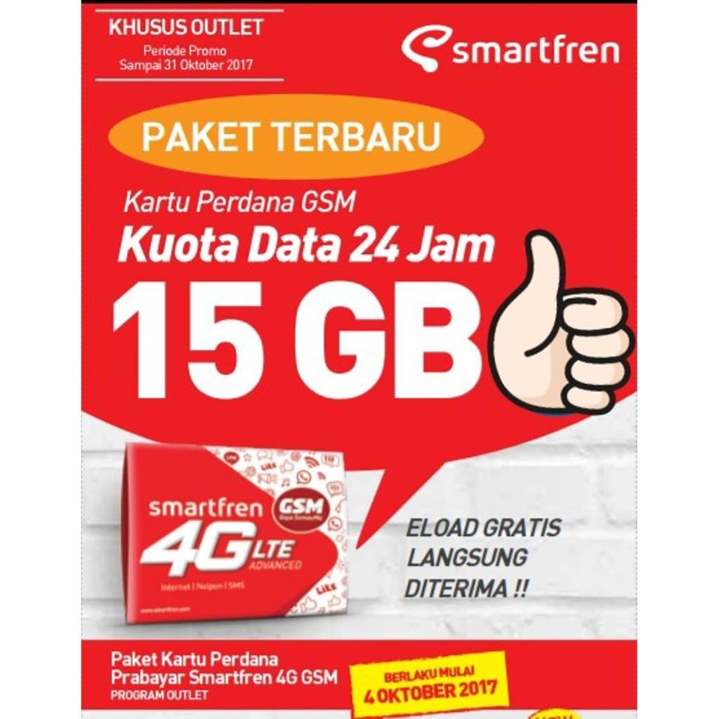 Promo Sp Gsm Smartfren 13gb 2 6 5chat By Larva Shopee Indonesia Perdana 4g Kuota 22 Gb