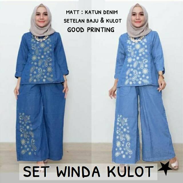 Damai fashion jakarta - dress muslim wanita CASANDRA salur - konveksi murah baju tanah abang | Shopee Indonesia