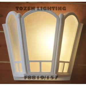 Lampu Dinding Kapur/Gypsum F8819/157