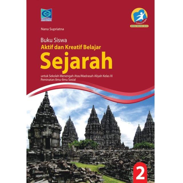 Sejarah Peminatan Kelas 11 Xi Sma Revisi Grafindo Shopee Indonesia