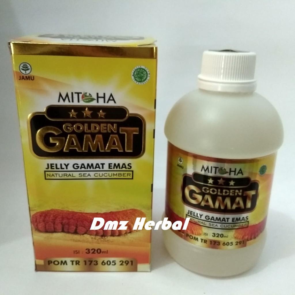 Jelly Gamat Gold G 500 Ml Original Termurah Shopee Indonesia Qnc 300 Dijamin Asli Ter