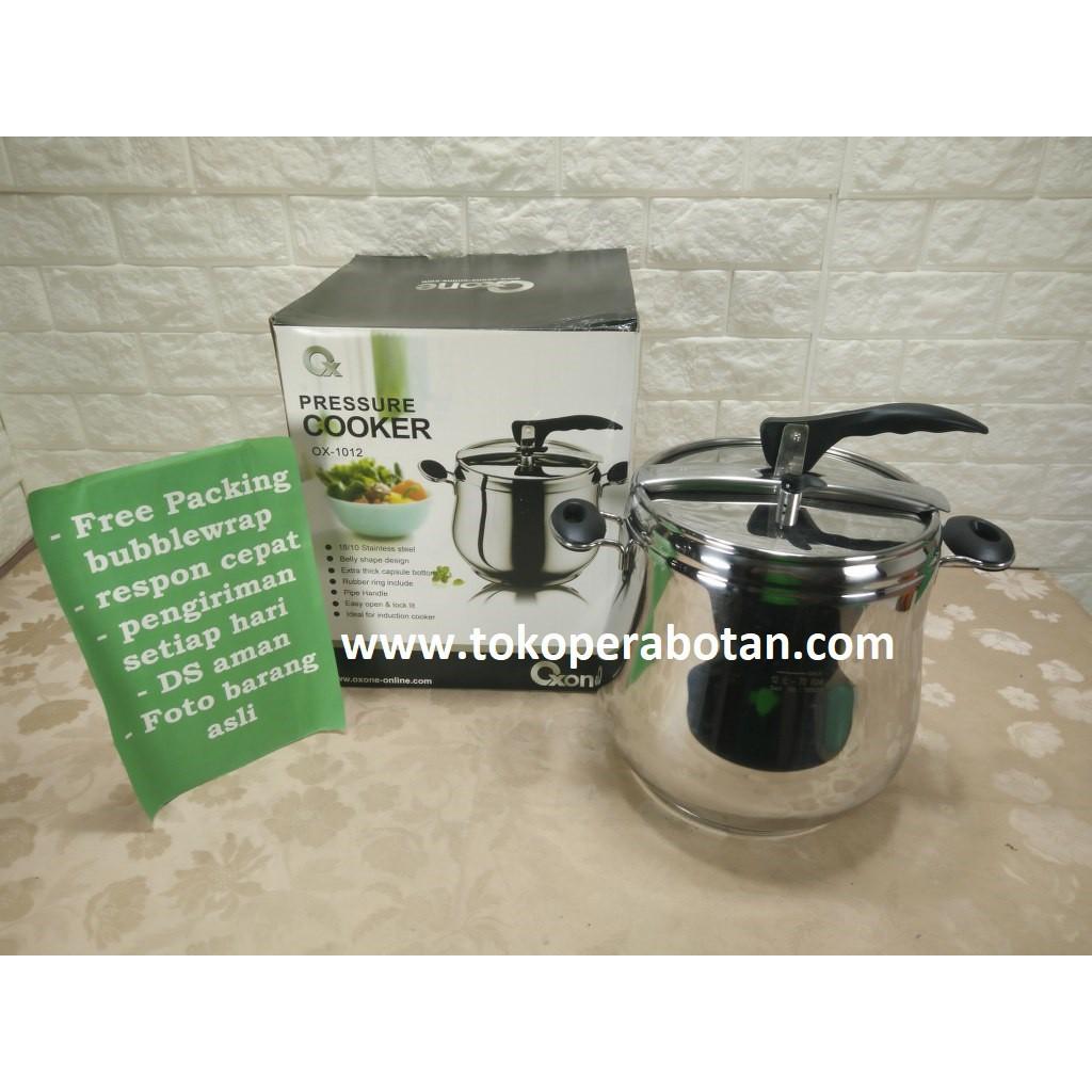 Omicko Pressure Cooker Panci Presto 24 Cm 8 Lite - Daftar Harga Terbaru dan Terlengkap Indonesia