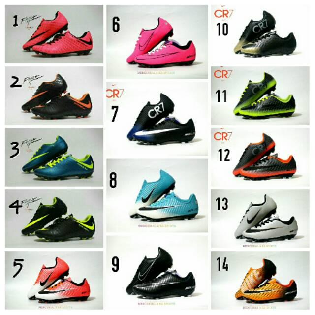 ( paket komplit ) Sepatu futsal anak nike 33-37 | Shopee Indonesia