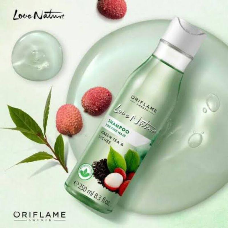 Shampoo Love Nature For Fine Hair