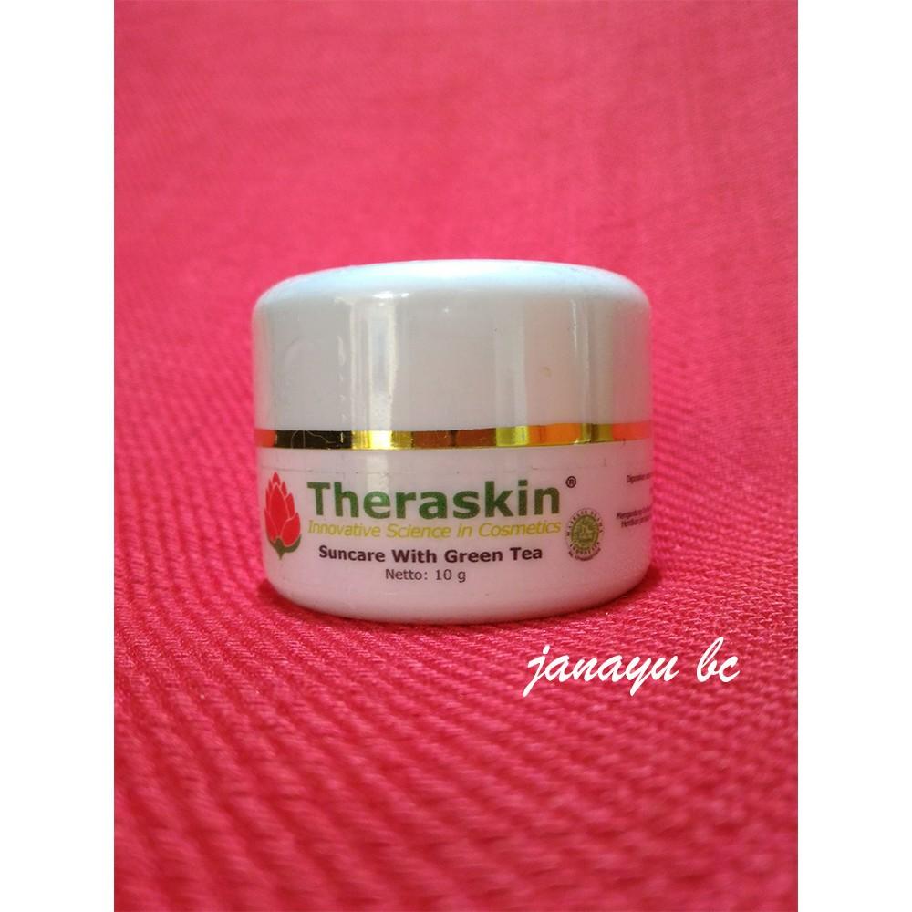 Theraskin Suncare For Normal Skin Mild Cream Siang Kulit Original Untuk Shopee Indonesia