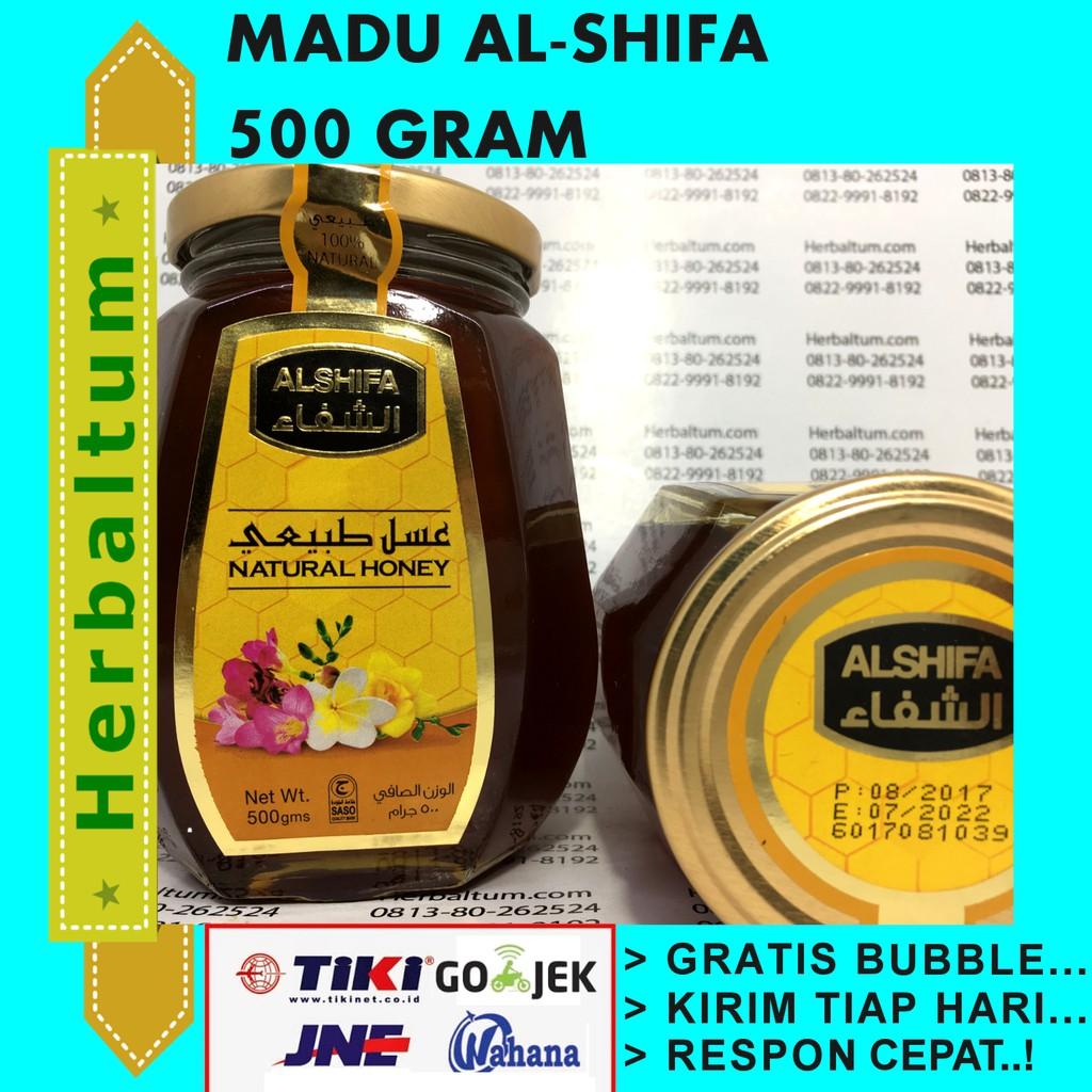 Madu Murni 1 2 Kg Al Shifa Arab Import Shopee Indonesia Alshifa Natural Honey Kawat