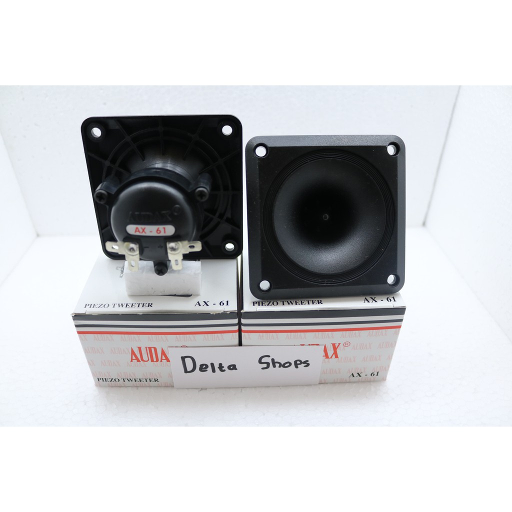 Speaker Walet Audax Ax 61 Shopee Indonesia Amplifier Axm 11 Ampli