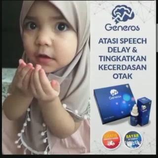 (Free Ongkir)Generos Vitamin Otak - Generos Speech Delay ...