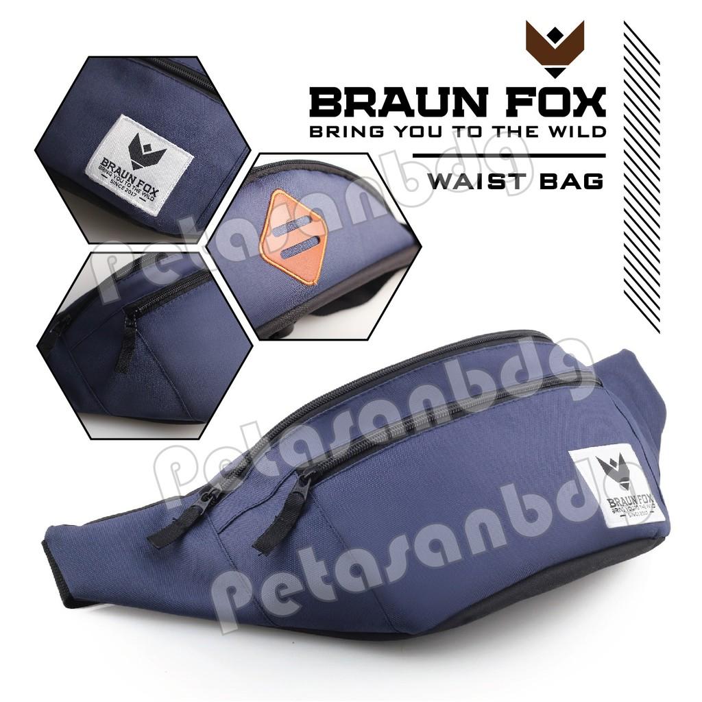 Fashion Braun Fox Daftar Harga November 2018 Dailydarling Orcha One Shoulder Blue Biru Muda M