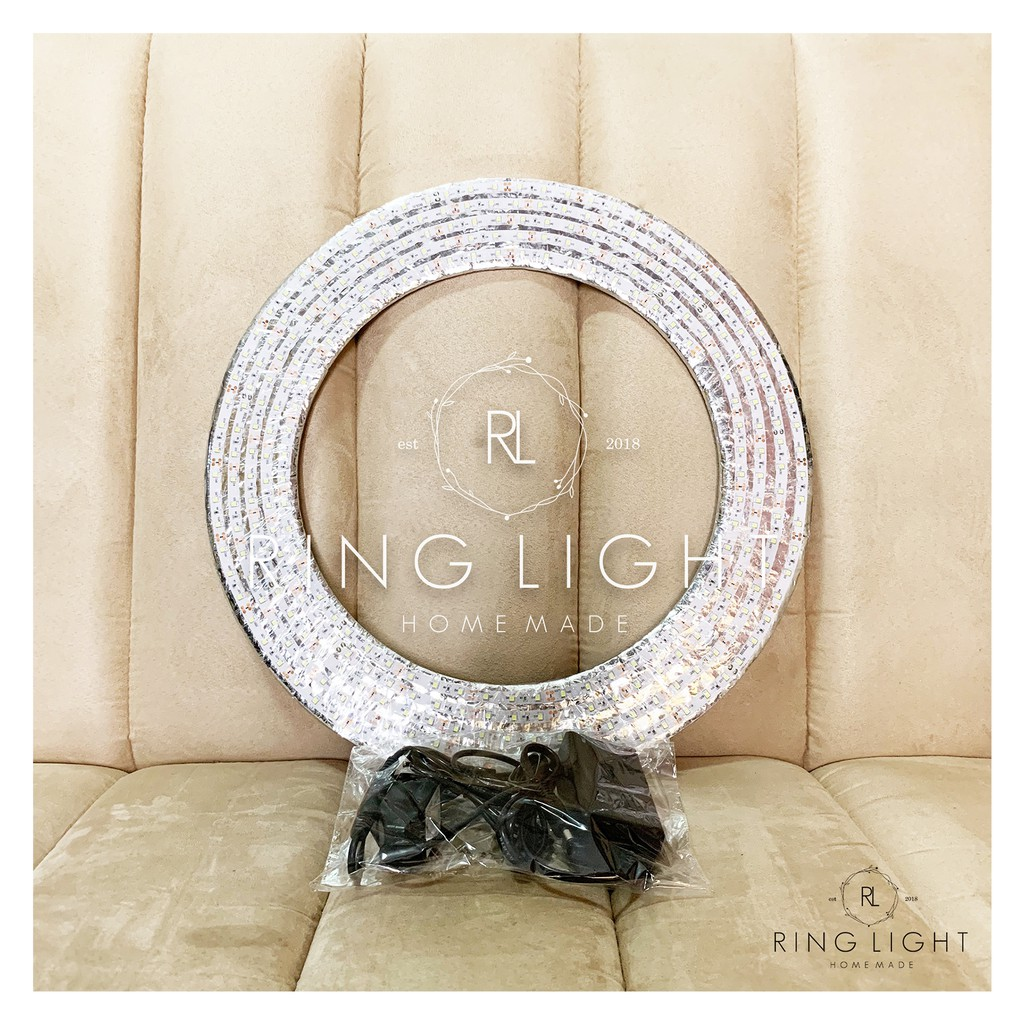 Photo Video Ring Light Photography Dimmable Makeup Ring Lamp | Shopee Indonesia