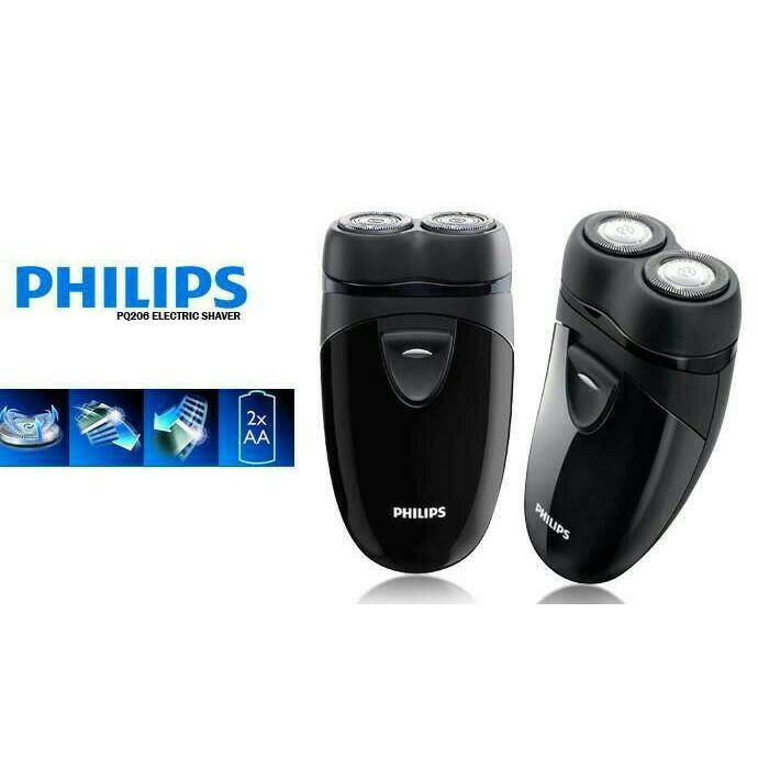 Philips Shaver Electric PQ206 PQ 206 Cukuran Pencukur  2378c7ed97