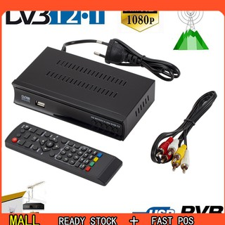 H And S Tuner >> Dvb T2 Tv Tuner Receiver Terrestrial Receiver Satelit Dvb S S2 Support H 265 Ac3 Dobly
