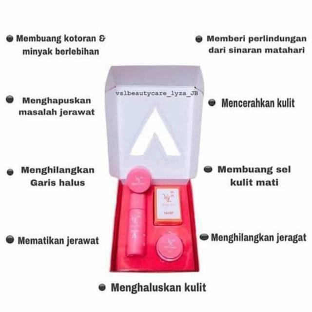 Skin Care Vsl Shopee Indonesia