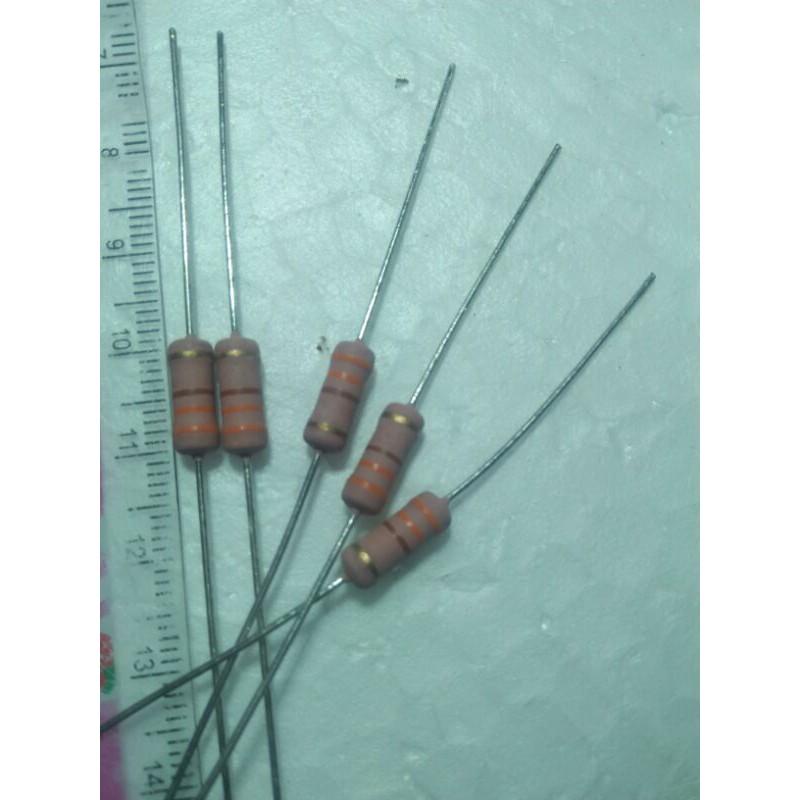 resistor 330 2watt