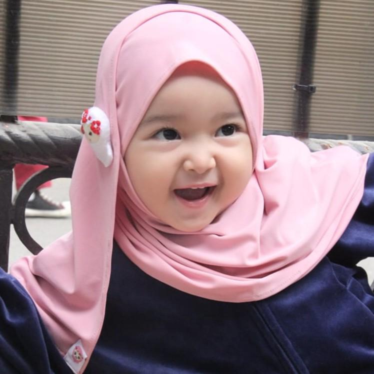 Foto Bayi Lucu Imut Cantik Berhijab Gambar Ngetrend Dan Viral
