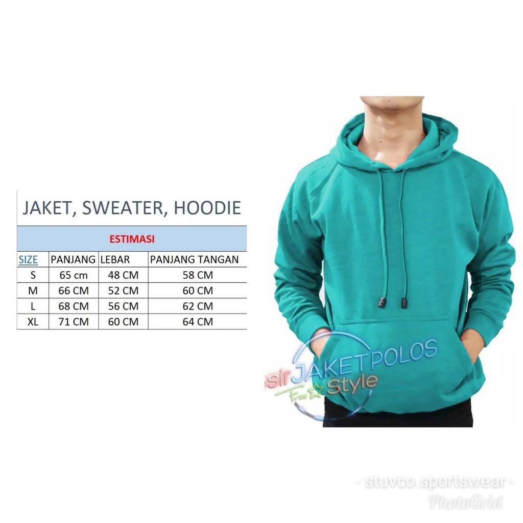 Jual Sweater Hoodie Pull And Bear Premium Tosca Diskon | Shopee Indonesia