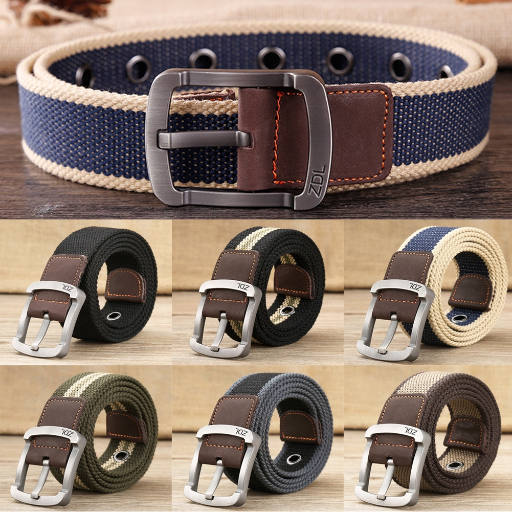 Uni Casual For Jeans Anti-wear Waistband Practical Fashion Belt