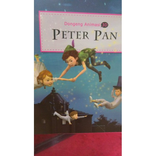 Laris Dongeng Animasi Peter Pan Murah Shopee Indonesia