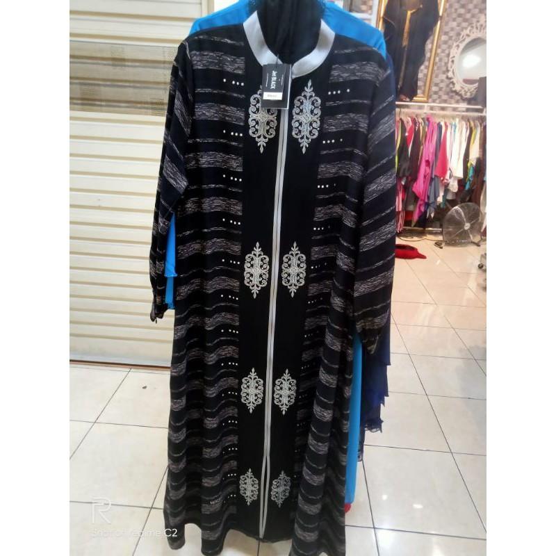 Gamis ABAYA HIKMAT Fashion Original A8966