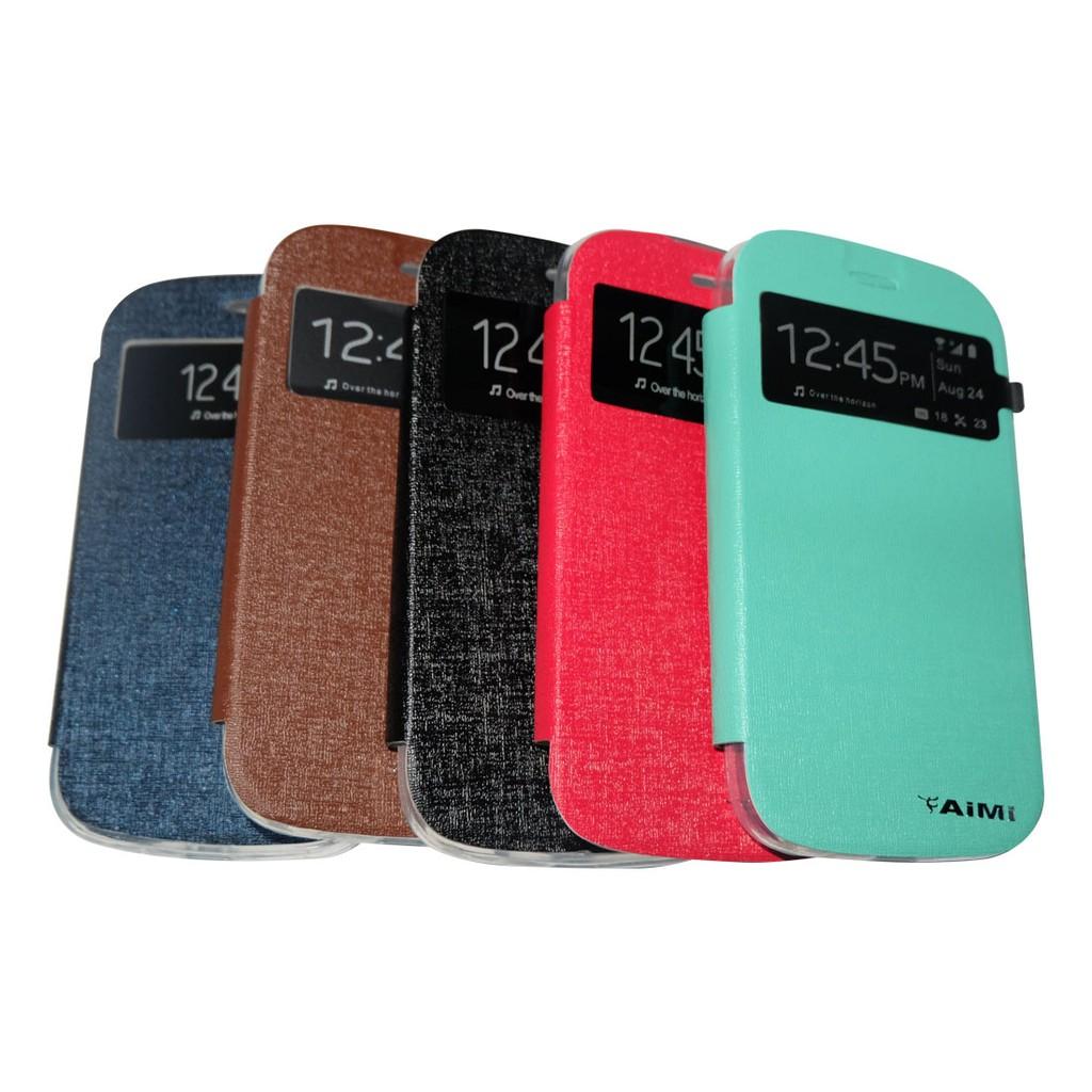 AIMI FlipShell Sony Xperia Z5 Premium Dual / Flip Cover Sony Z5 Premium Dual Leather Case Z5 Premium | Shopee Indonesia