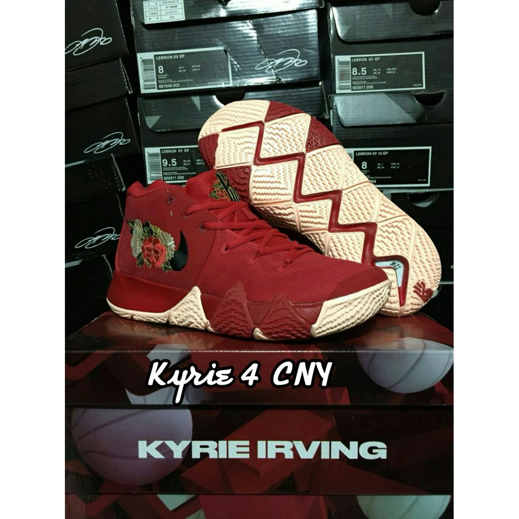 reputable site e45b1 fd053 sepatu basket nike kyrie 4 cny   Shopee Indonesia