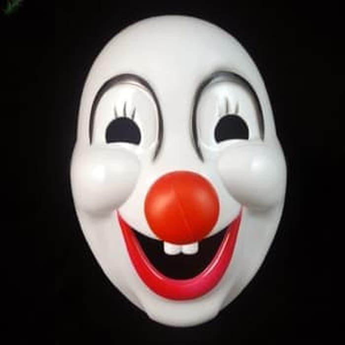 Topeng Comic 8 Topeng Badut Topeng Clown 8 Shopee Indonesia
