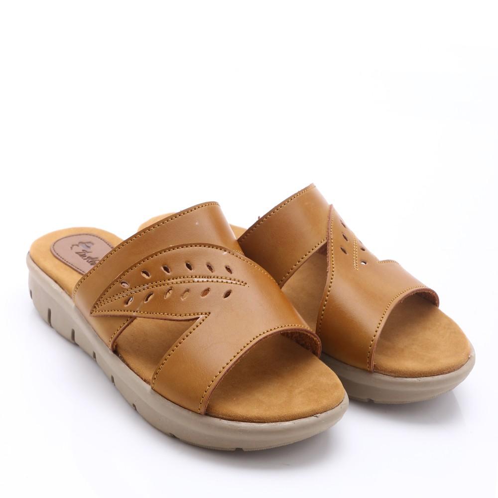 Dr Kevin Women Wedges Sandal 27384 Tan Shopee Indonesia Men Sandals 97200 Putih 39