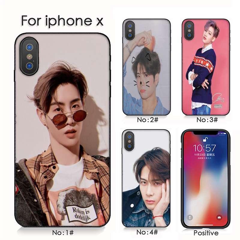 Got7 Wallpaper Iphone 8 X Xr Xs Max Phone Shell Shopee Indonesia