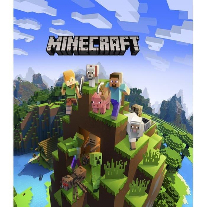 Minecraft Premium Edition Akun Pc Game Original Shopee Indonesia