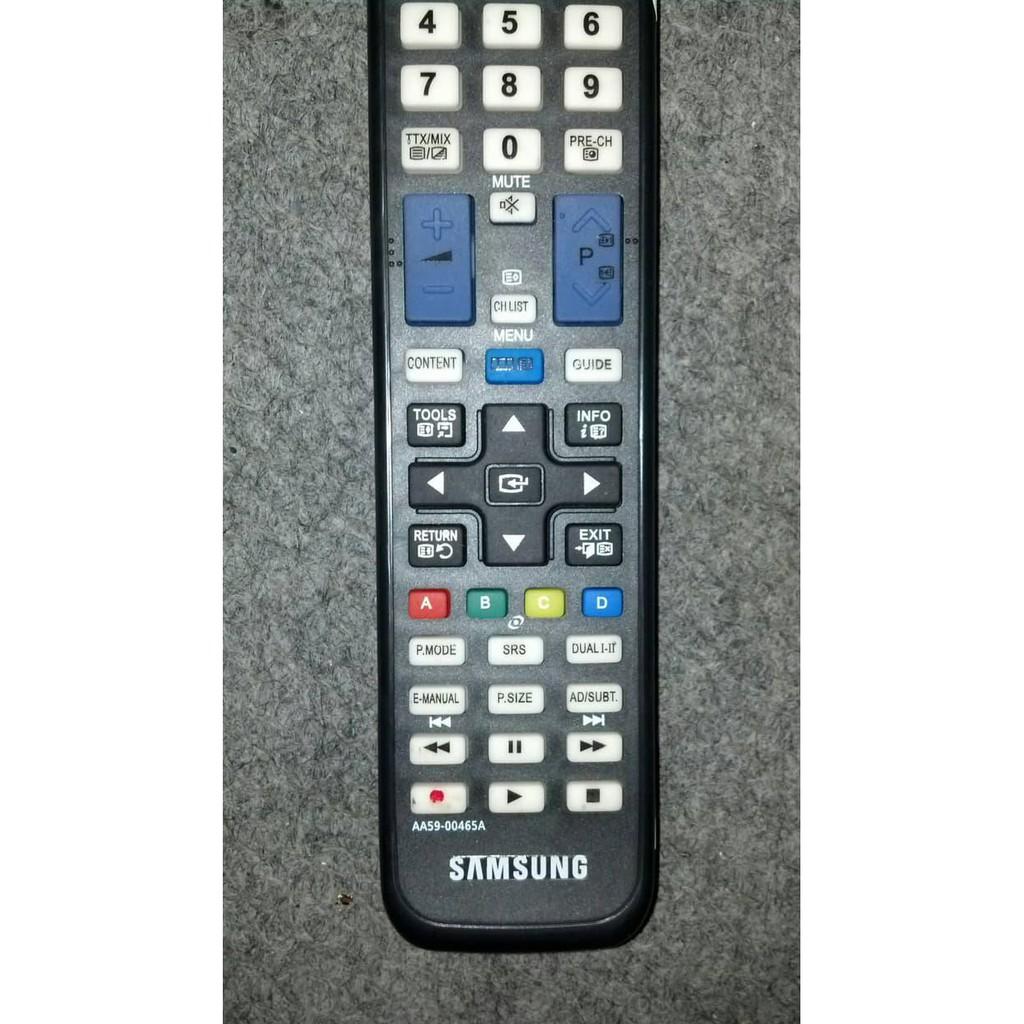 REMOT/REMOTE TV SAMSUNG LCD/LED/PLASMA AA59-00465A KW ...