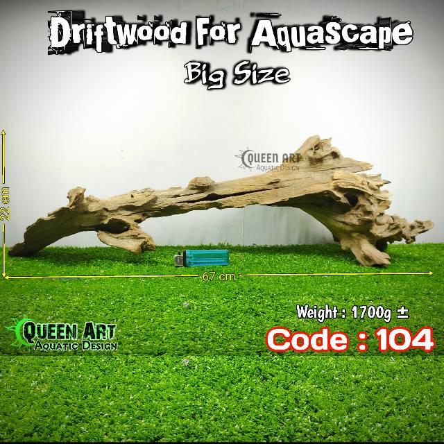 Promo Kayu Driftwood Aquascape Kayu Tua Untuk Aquarium Code 104 Shopee Indonesia