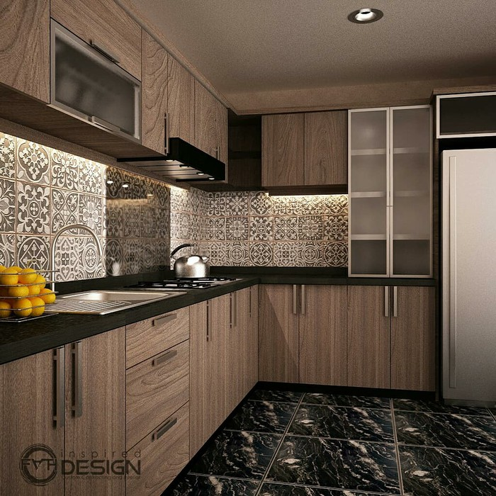 Desain Kitchen Set Minimalis Diskon Shopee Indonesia