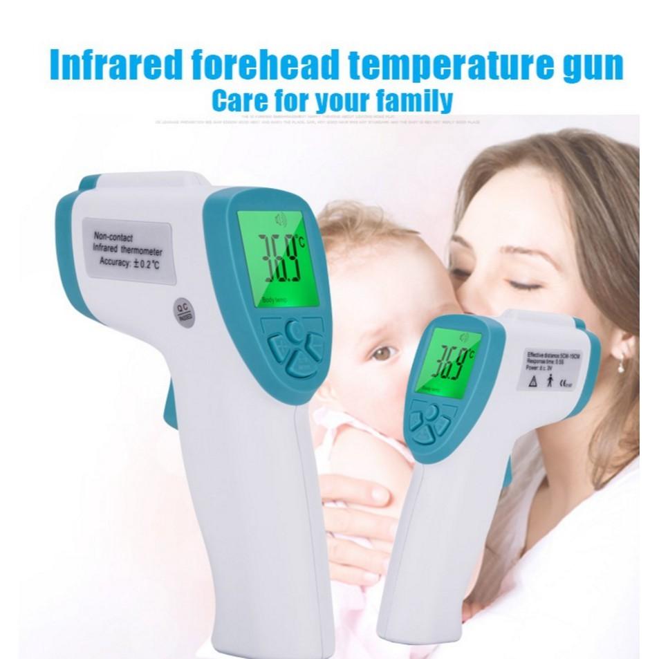 Bayar Di Tempat  Bayar Di Tempat Thermometer Termometer Infrared Alat Ukur  Suhu Badan  c62af1a6c8