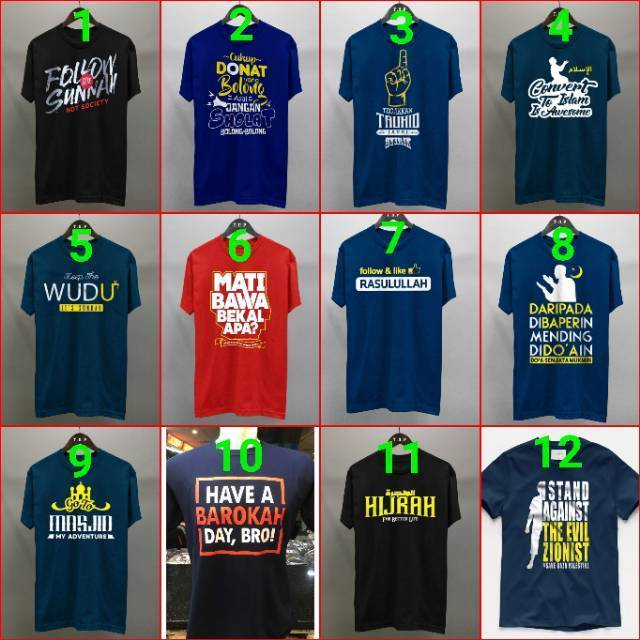Wikie Collections 99 Kaos Distro T Shirt Distro Fashion 100 Soft ... c4da237389
