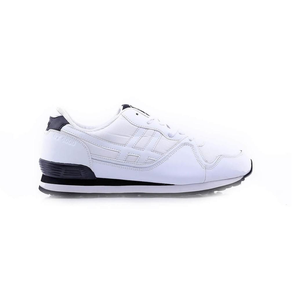Hrcn Hpm 5144 Sepatu Northern Glow Sneaker Pria Suede Leather Basket Peak Tony Parker9 Ii E44323a Blue Red Sneakers Kets Original H 5019 Shopee Indonesia