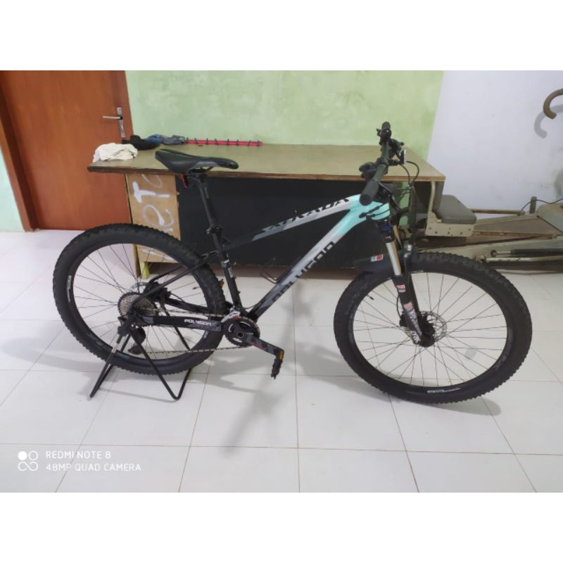 Sepeda Polygon xtrada 5 2021 Like New Bonus Standart Paddock