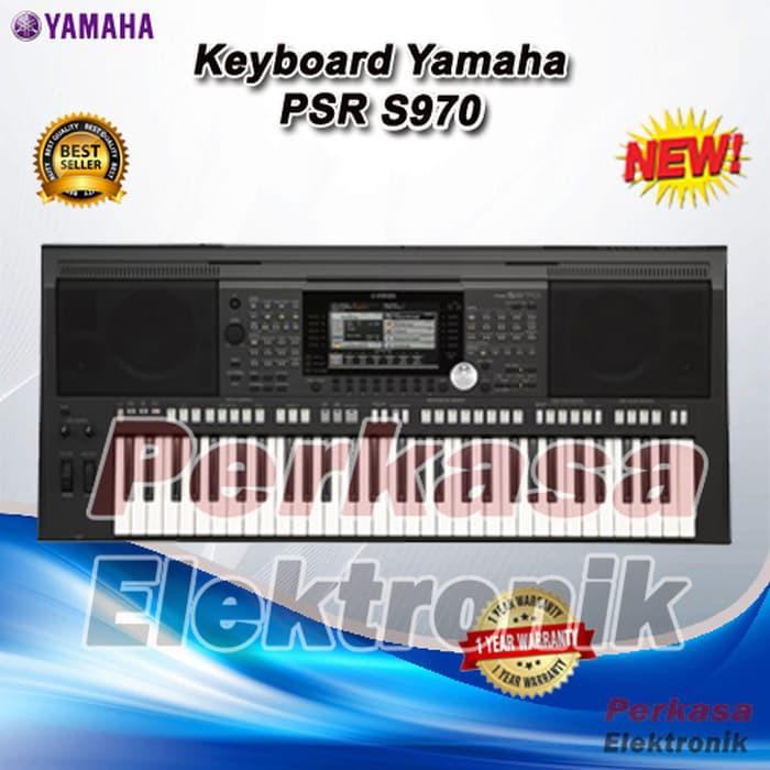 Keyboard Yamaha PSR S970 PSR 970 PSR
