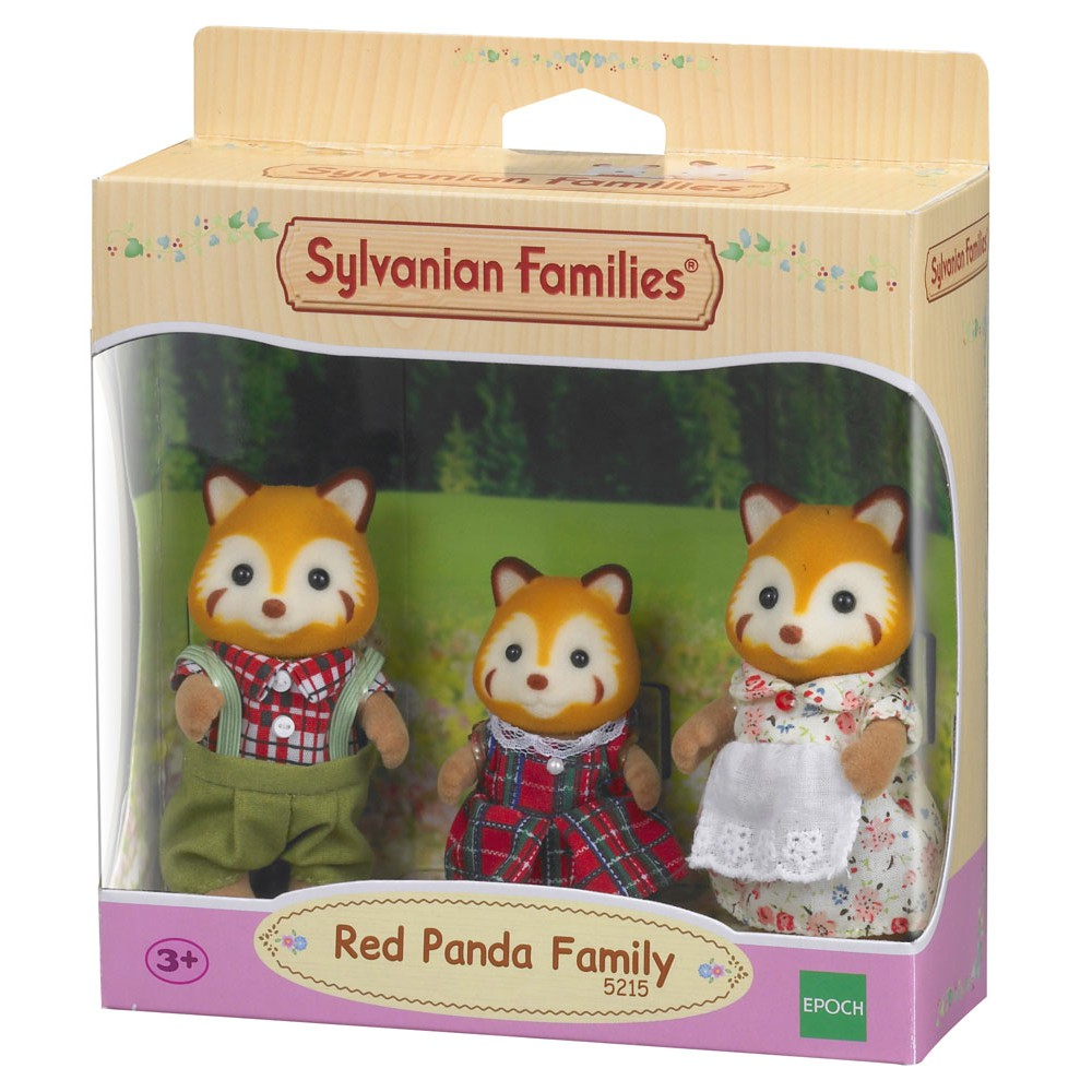 Sylvanian Families Walnut Squirrel Family Babies Ride And Play Shopee Indonesia