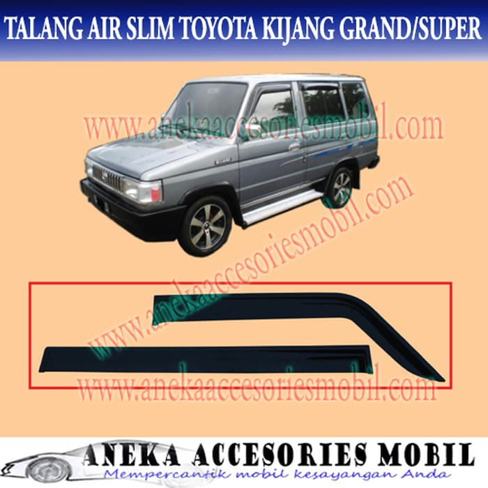 sparepart talang air slim mobil toyota calya full set slim   Shopee Indonesia
