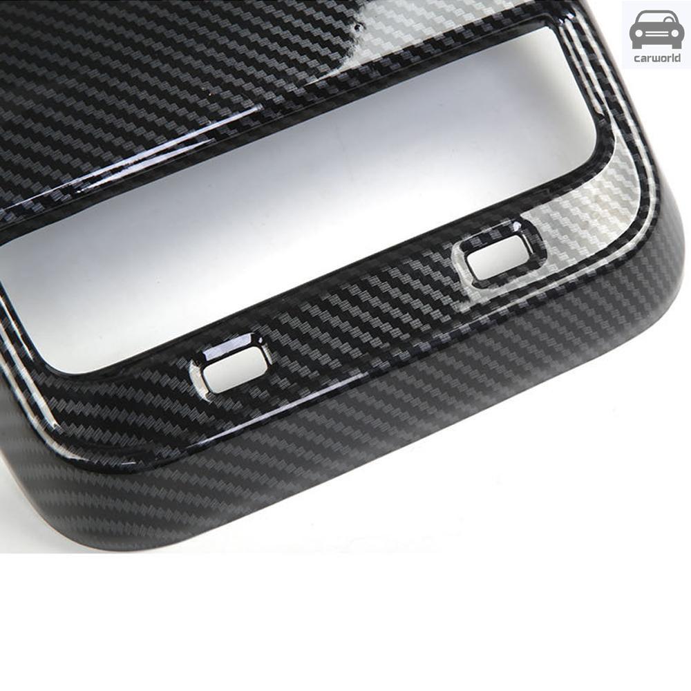 Carbon Fiber ABS Car Hood Air Vent Cover,2pcs Hood Air Outlet Decorative Covers for Jeep Wrangler JL 2018-2019