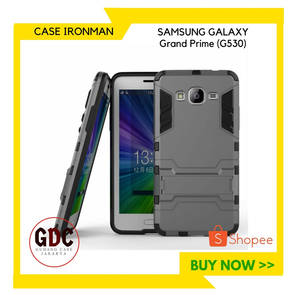 Softshell Samsung Galaxy Grand Prime G530 Softcase Jellycase Air Case / Anti Crack Casing Anti Shock | Shopee Indonesia
