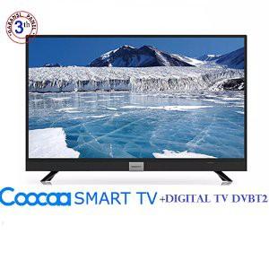 COOCAA 40S3A12G LED SMART TV WIFI DIGITAL TV DVB T2 40in USB MOVIE FREE  ONGKIR Sejabodetabek