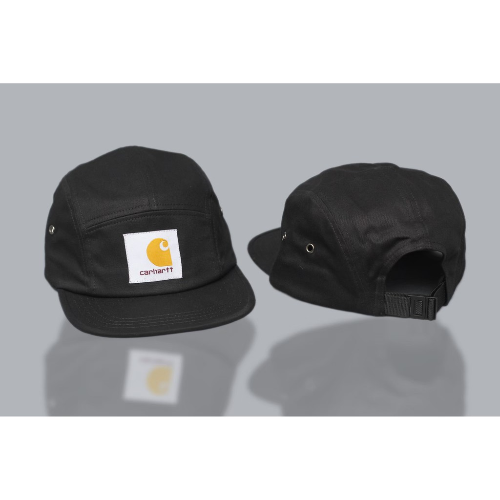Topi 5 Panel Carhartt WIP Backley Full Tag Import Quality