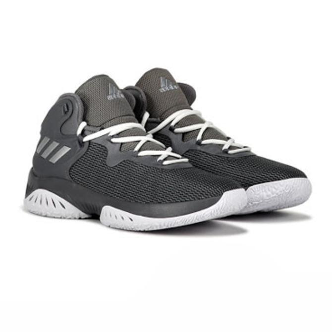 Sepatu Basket Adidas Explosive Bounce Grey Four BY3779 Original BNIB ... 835d40775a