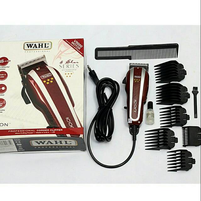Alat pencukur rambut WAHL super taper tipe 8647 USA alat cukur rambut mesin  hair clipper ASLI  17e4928cb7