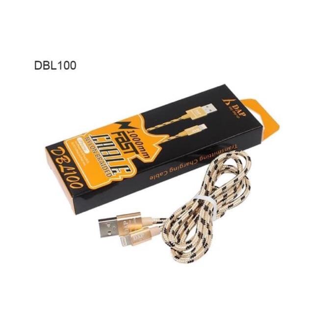 Kabel DAP iphone Nilon 100cm