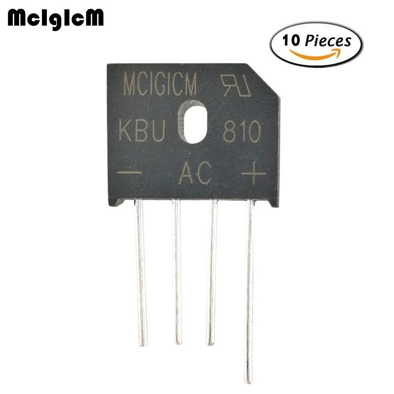 5pcs jembatan dioda kbpc1010 10A 1000V bridge rectifier diode | Shopee Indonesia