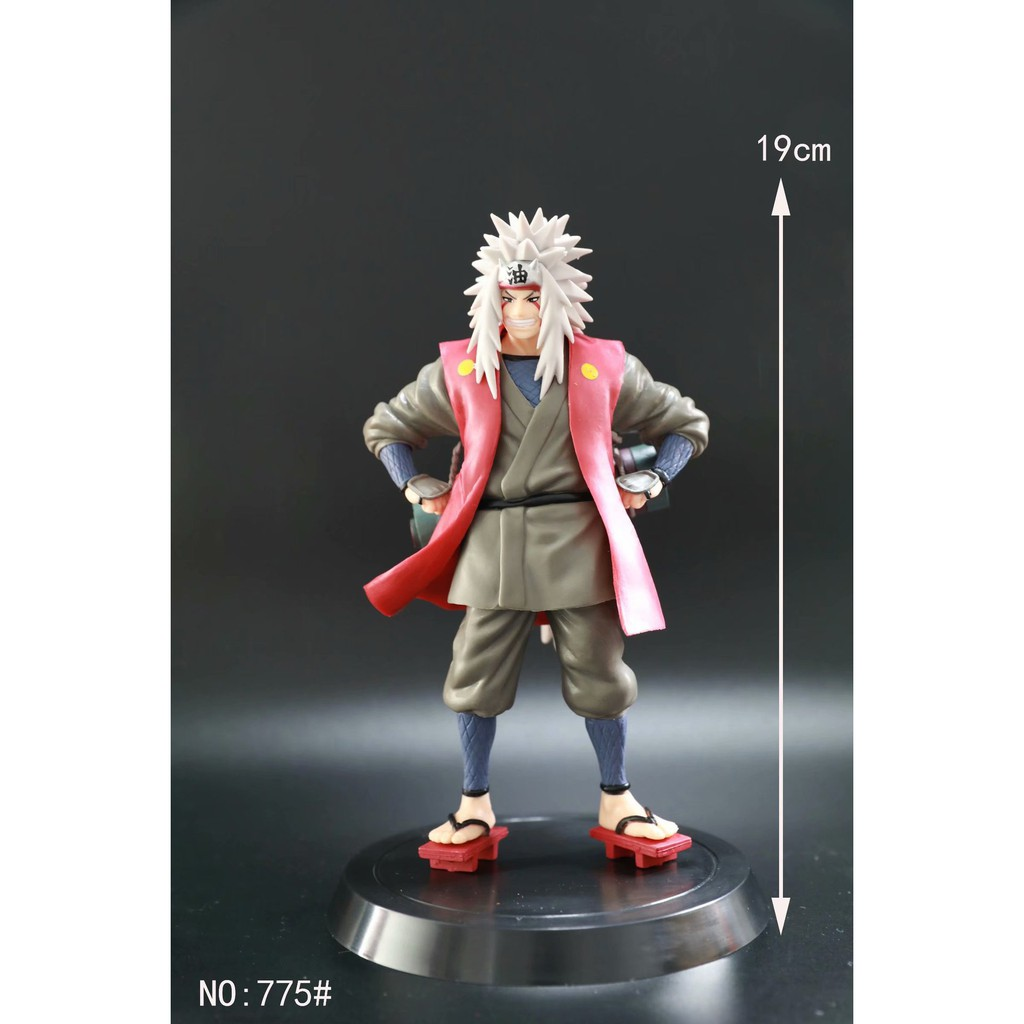 Action Figure Naruto Shippuden Self To Do Ukuran 27